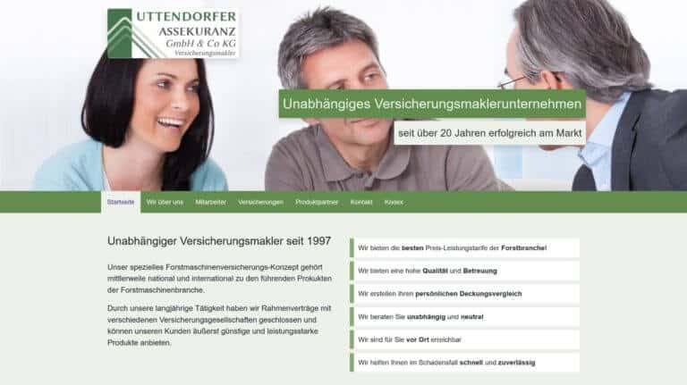 Uttendorfer Assekuranz GmbH & Co KG
