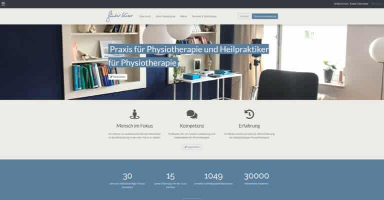 Günter Knarr - Heilpraxis für Physiotherapie