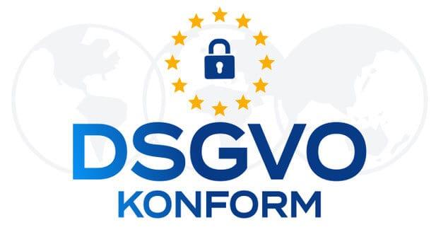 Webseite DSGVO konform mieten