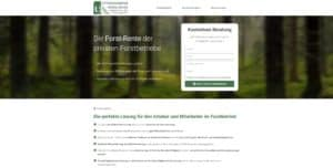 Insurance for forest entrepreneurs