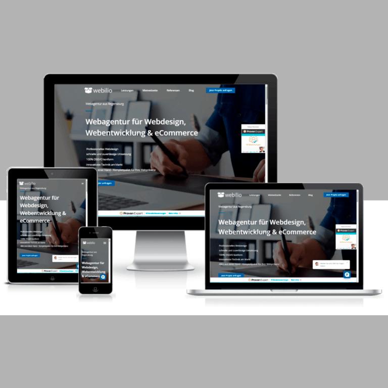 Webdesign Agentur Regensburg