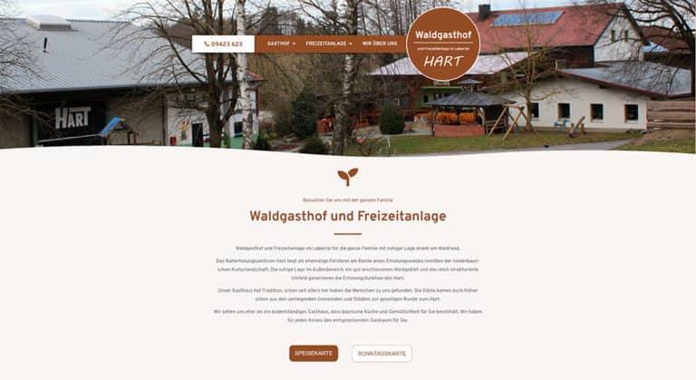 Waldgasthof Hart