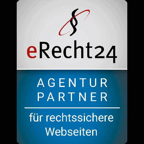 eRecht24 Agentur Partner