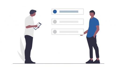 Website erstellen lassen Zusammenarbeit